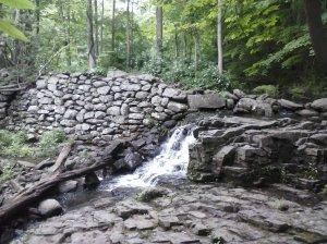 Nockamixon mill dam 1