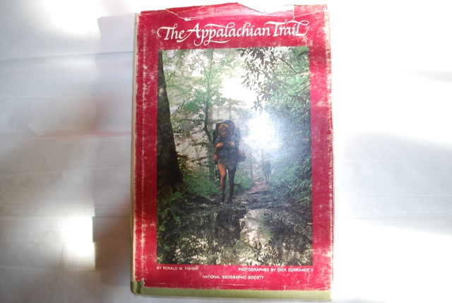 NG Appalachian Trail cover