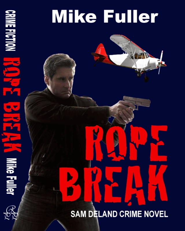 ROPE BREAK front cover