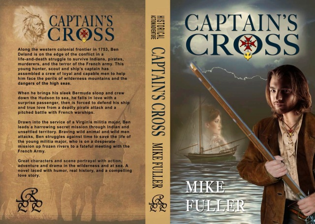 CAPTAINS CROSS cover