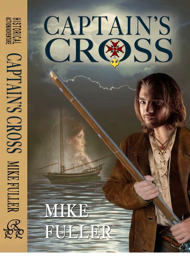 CAPTAINS CROSS front cover