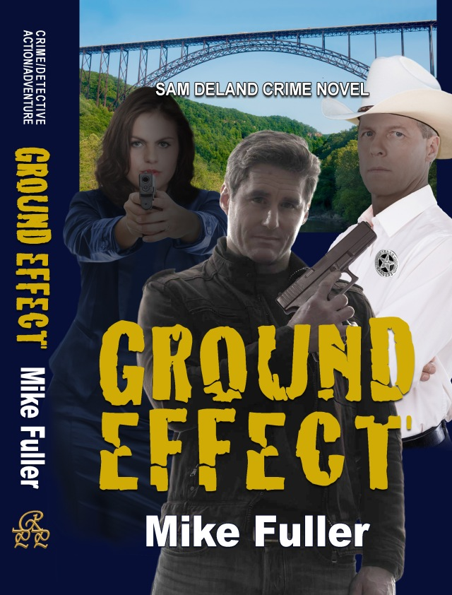 GROUND EFFECT front cover
